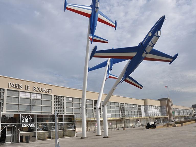 52e salon international de l'aéronautique